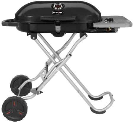 STOK Gridiron Single Burner Portable Propane Gas Grill