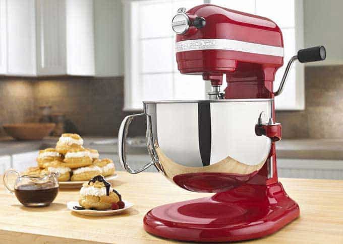 Stand Mixer for Bread Dough