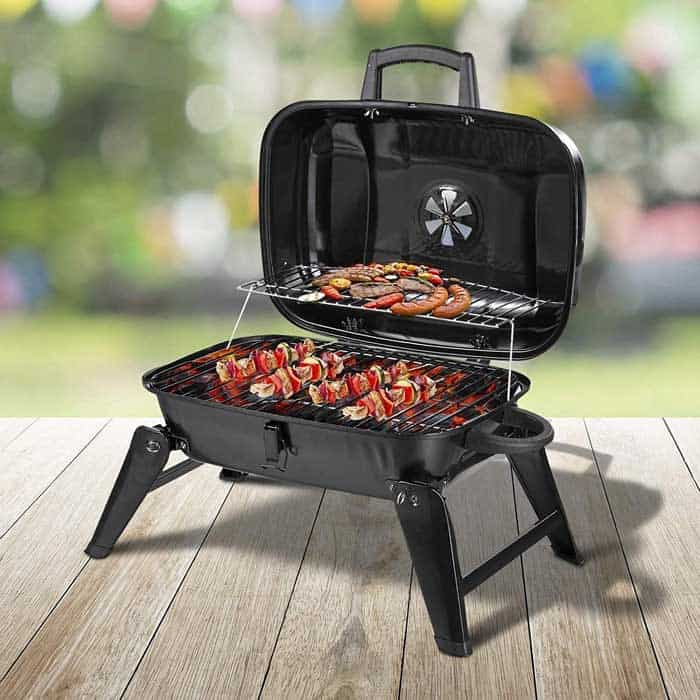 Tabletop Charcoal Grills