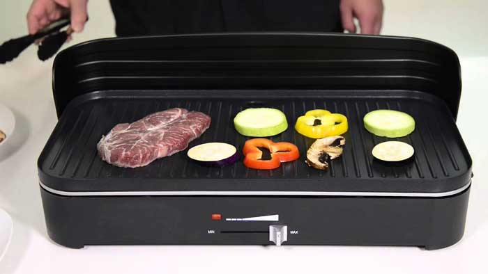 Tabletop Electric Grills