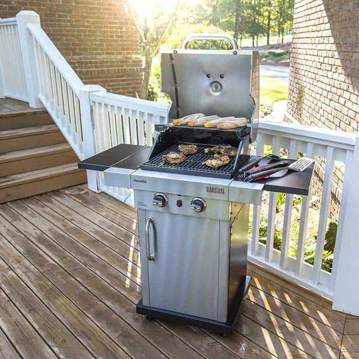 Two Burner Gas Grills