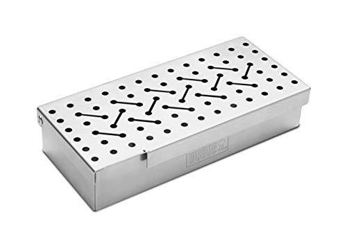 Weber 7576 Universal Stainless Steel Smoker Box