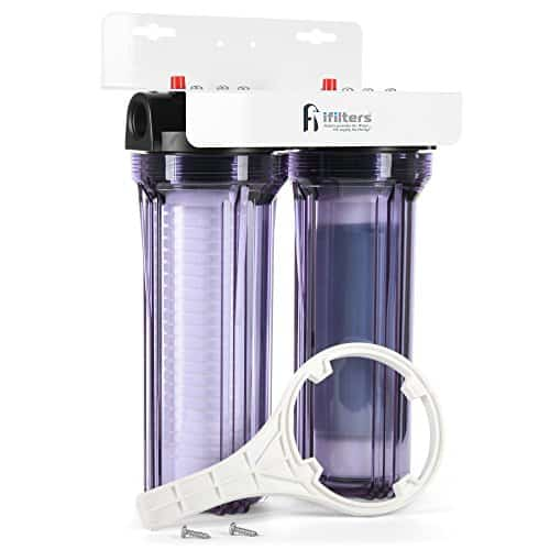 iFilters Whole House 2 Stage Sediment