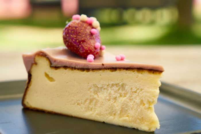 A Thicker Cheesecake