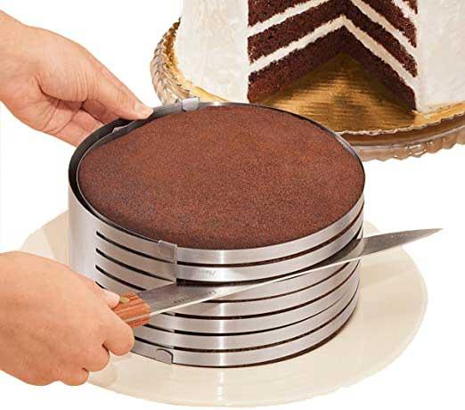 Adjustable Layer Cake Slicer