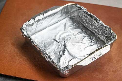 Aluminum Foil as Substitute