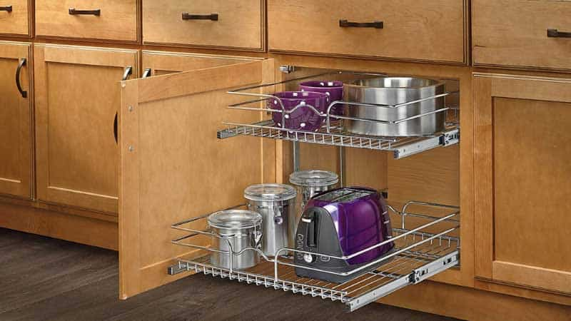 Best Pull Out Organizers for Pots and Pans
