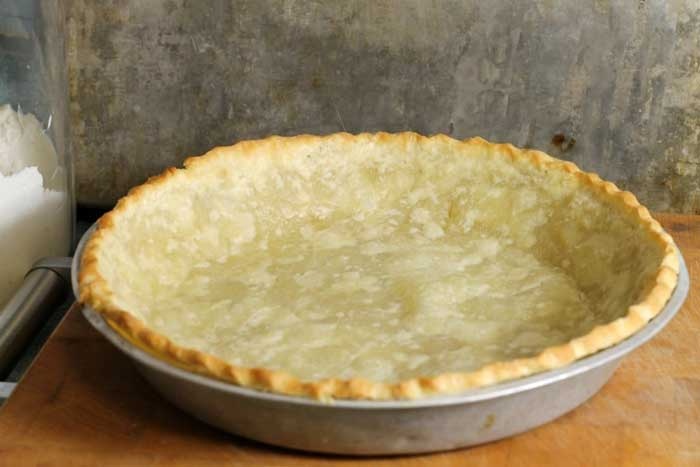 Blind Bake Your Pie Crusts