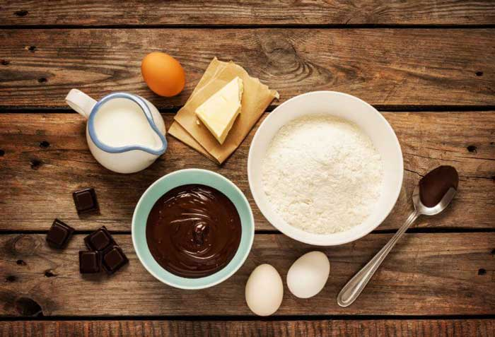 Brownie Recipe Ingredients