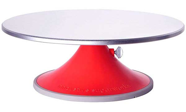 Cake Turntable Table