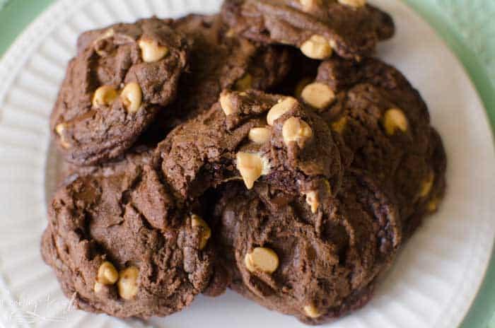 Cookie Chips Box Brownies