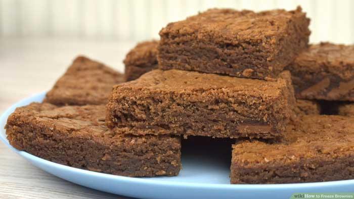 Freeze Brownies