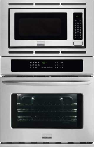 "Frigidaire 27"" Electric Combination Wall Oven-Convection"