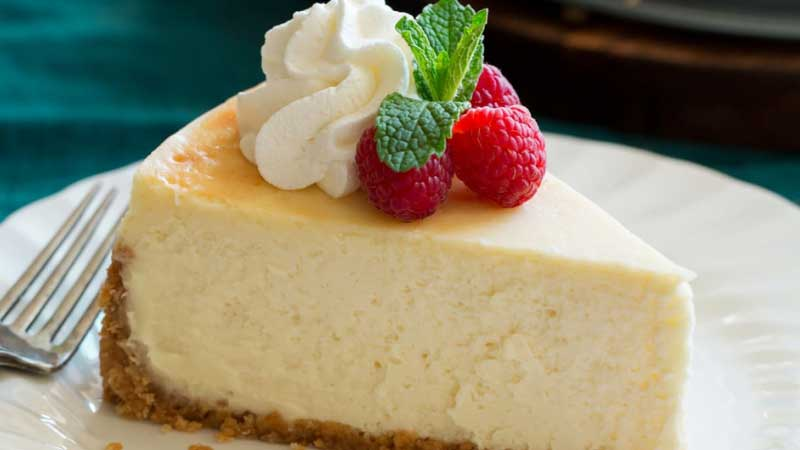 How to Make A Thicker Cheesecake