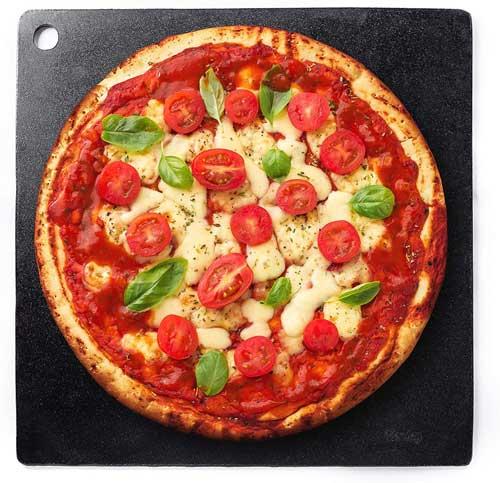 Kenley Steel Pizza Baking Stone