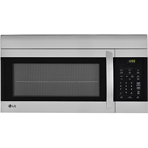 """LG 30"""" Stainless Over-The-Range Microwave"""