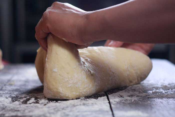 Over Knead Dough