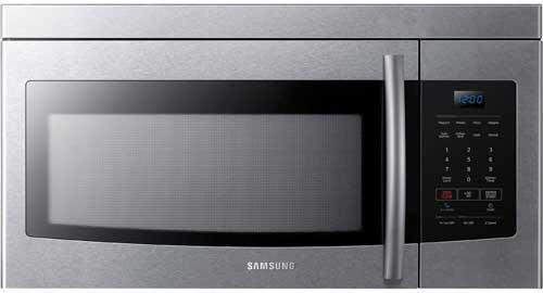 Samsung ME16K3000AS Over-The-Range Microwave