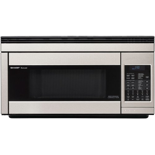 Sharp R1874T 850W Over-the-Range Convection Microwave