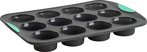 Trudeau Structured Silicone Muffin Pan