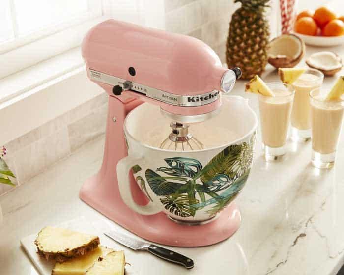 A KitchenAid Mixer Bowls