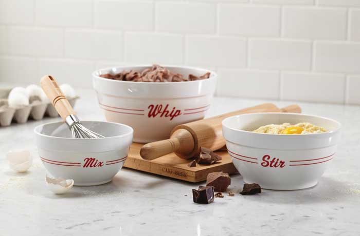 Aesthetic Mixing Bowls