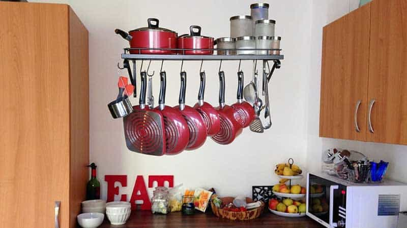 Best Hanging Pot and Pan Racks
