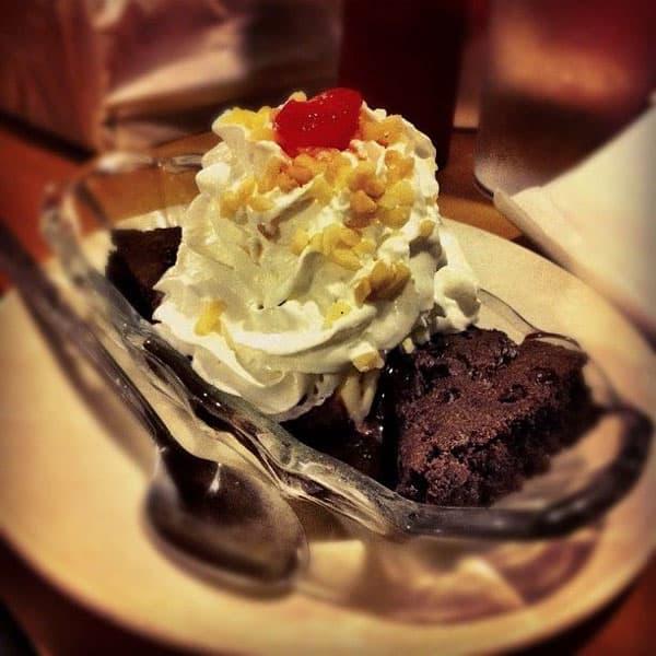 Brownie Cream Delight