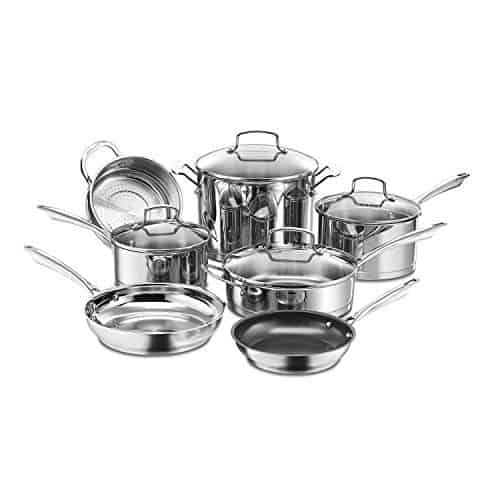 Cuisinart Professional Stainless Cookware Set