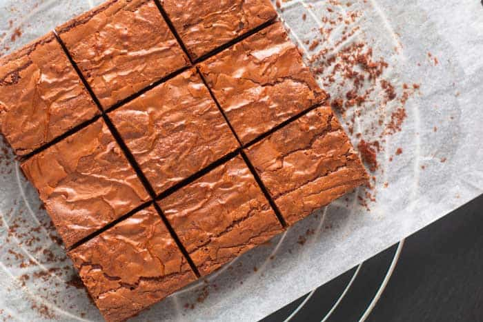 Cut Brownies Cleanly