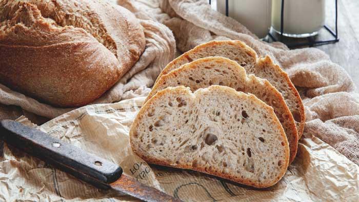 Defrosting Bread Slices