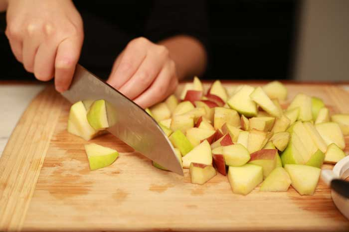 Dicing the Apples