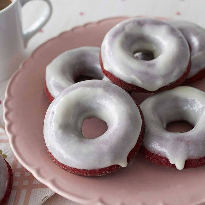 Donuts with Icing