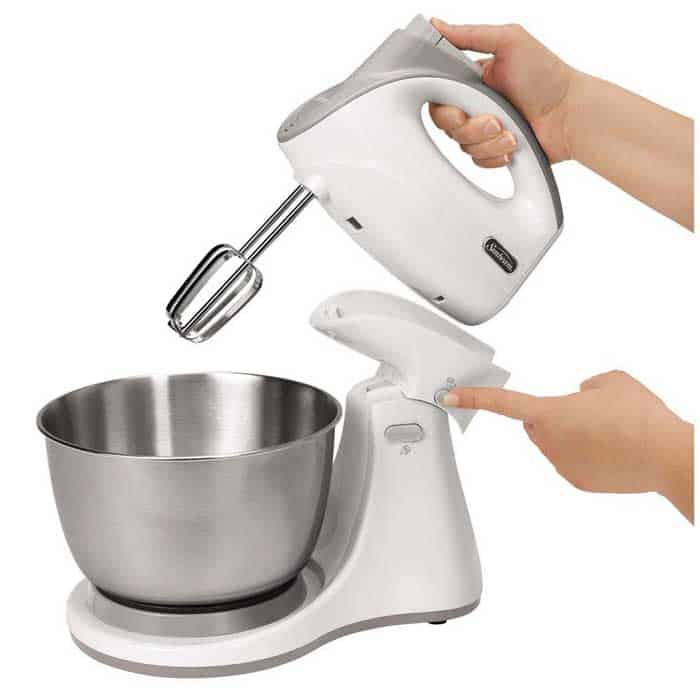 Hand Mixer with a Stand