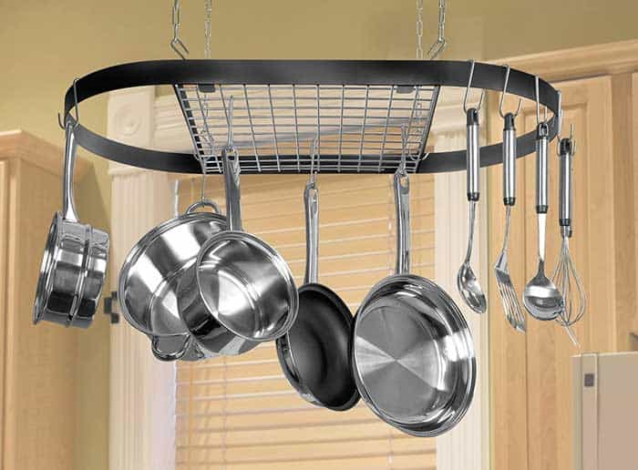 Hanging Pot and Pan Racks