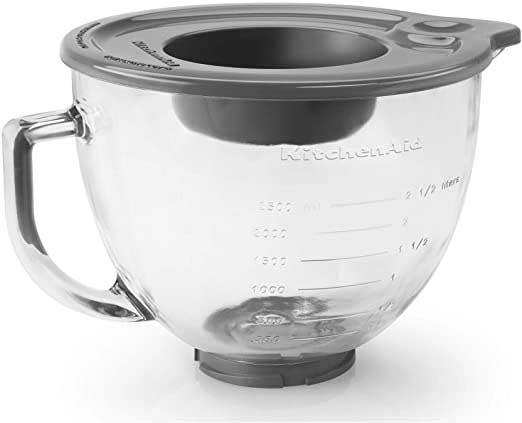 K5GB Tilt-Head Glass Bowl5-Quart