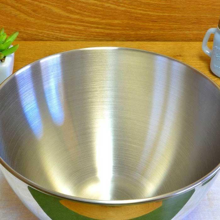 KB3SS Stainless Steel Bowl, 3-Quart