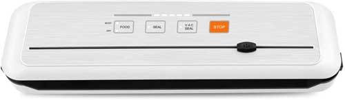 Lincom Tech Vacuum Sealer Machine for Food Preservation