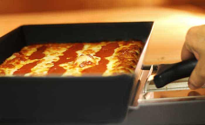 Seasoning Pan