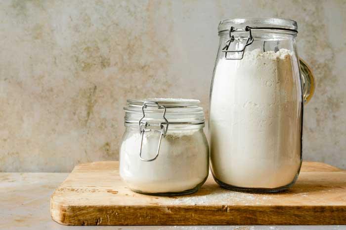 Store the Flour