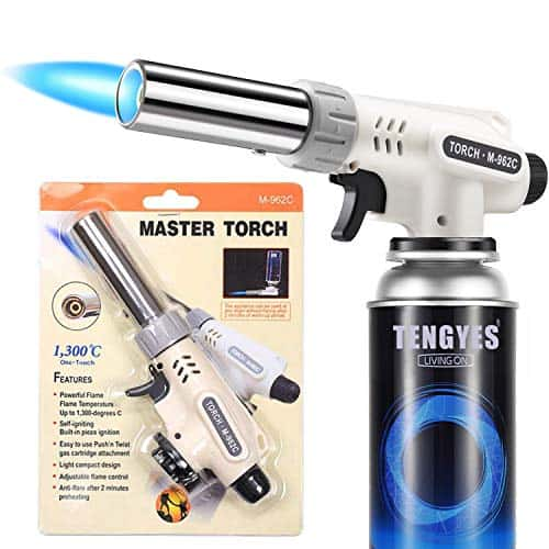TENGYES Kitchen Blow Torch