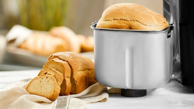 Why You Should Use A Bread Maker