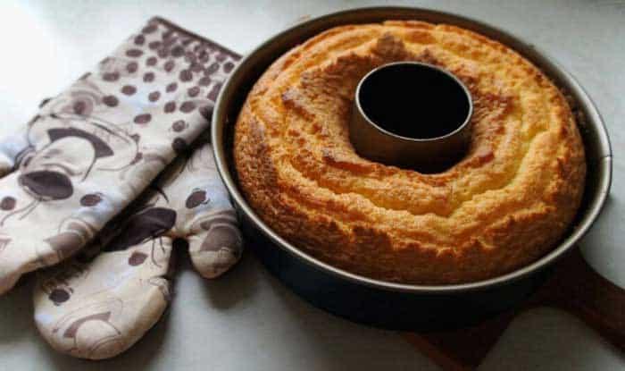 Cake pan Loosen