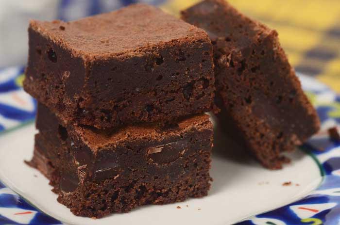 Hard Brownies