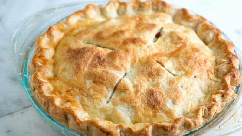 How to Make Pie Crust without Key Ingredients