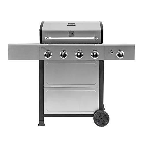 Kenmore PG-40406SOL-SE-AM 4 Burner Cart Style Grill