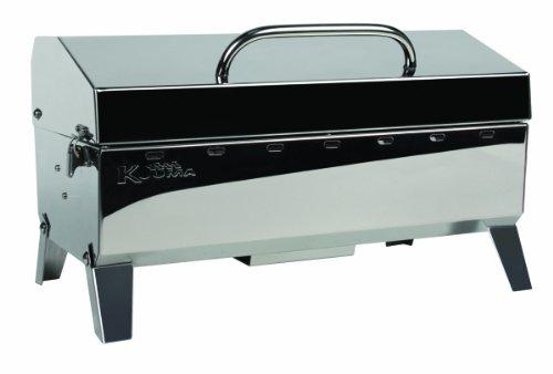 Kuuma Premium Stainless Steel Mountable Gas Grill w/Regulator by Camco