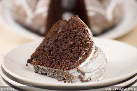 Make Cake with Ground Flaxseed