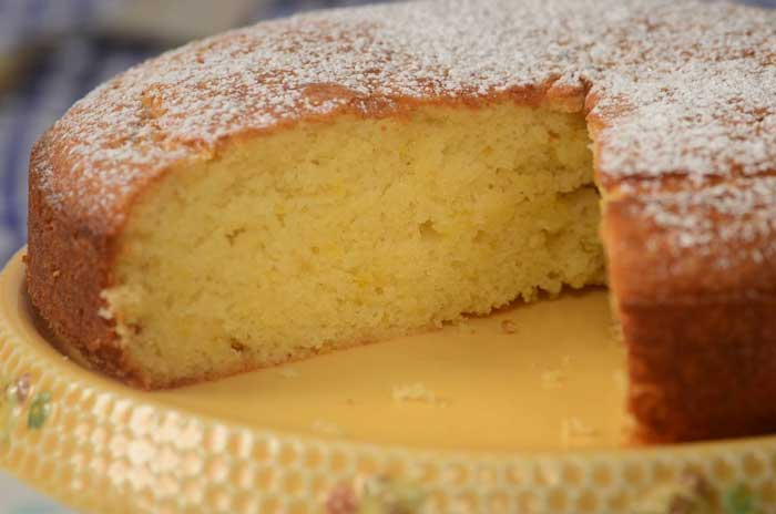 Make Cake with Yogurt