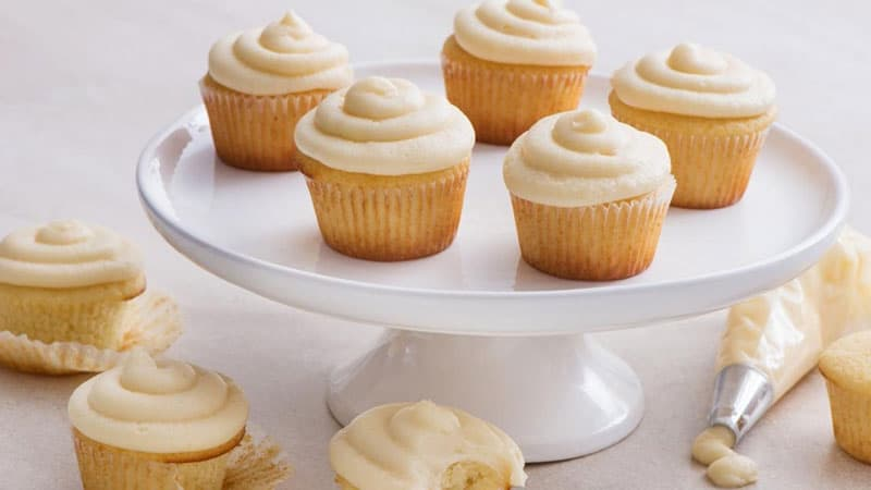 Make Cupcakes without Eggs